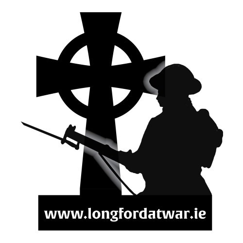 Longford At War logo