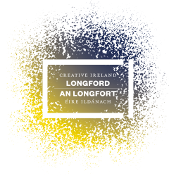 Creative Ireland Longford Logo